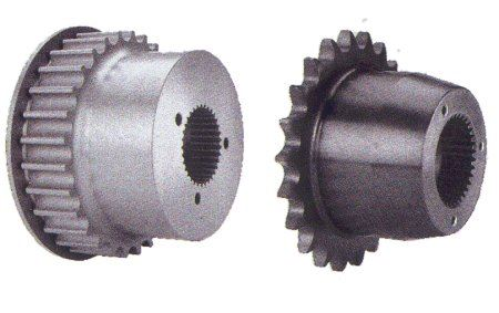 Picture for category Pulley's / Sprockets
